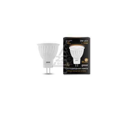 Лампа светодиодная GAUSS 132517103