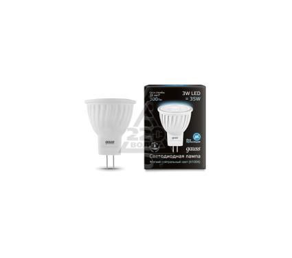 Лампа светодиодная GAUSS 132517203