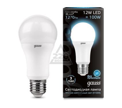 Лампа светодиодная GAUSS LD102502212