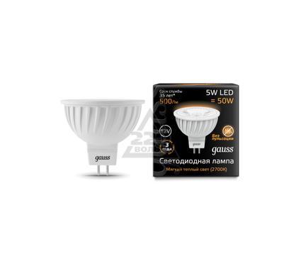 Лампа светодиодная GAUSS 201505105