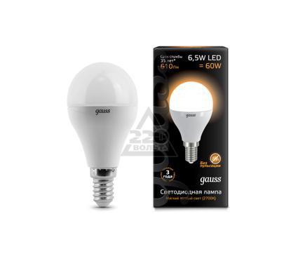Лампа светодиодная GAUSS 105101107