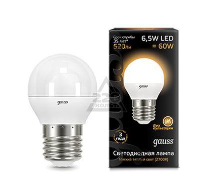 Лампа светодиодная GAUSS 105102107