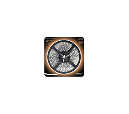 Лента светодиодная GAUSS 312000114