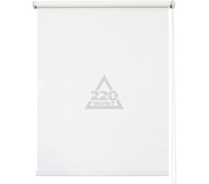 Рулонная штора УЮТ 140х175 Плайн белый