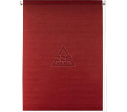 Рулонная штора УЮТ 40х175 Плайн красный