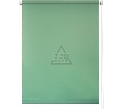Рулонная штора УЮТ 70х175 Плайн светло-зеленый