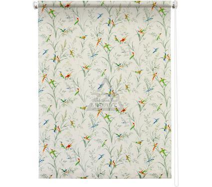 Рулонная штора УЮТ 120х175 Парадиз белый