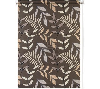Рулонная штора УЮТ 70х175 Купава коричневый