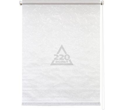 Рулонная штора УЮТ 90х175 Фрост белый