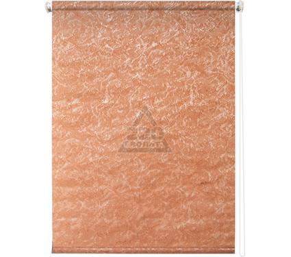 Рулонная штора УЮТ 80х175 Фрост оранж