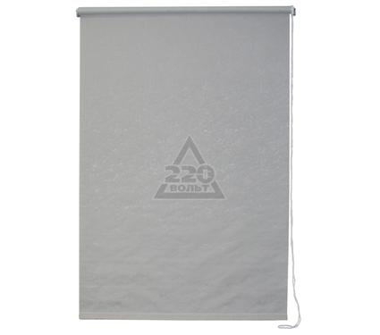 Рулонная штора УЮТ 120х175 Фрост серый