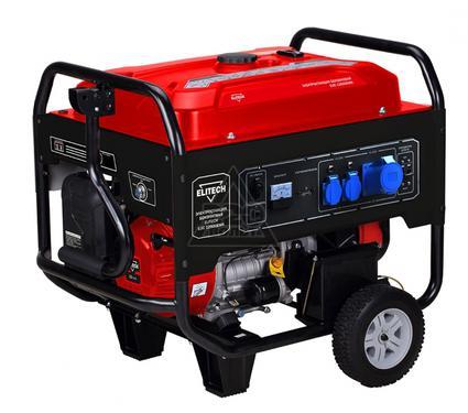 Бензиновый генератор ELITECH 178736 БЭС 12500ЕМК