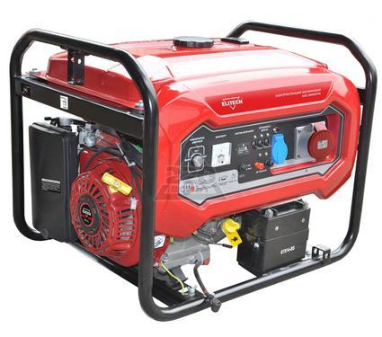 Бензиновый генератор ELITECH 181325 БЭС 8000ЕТМ