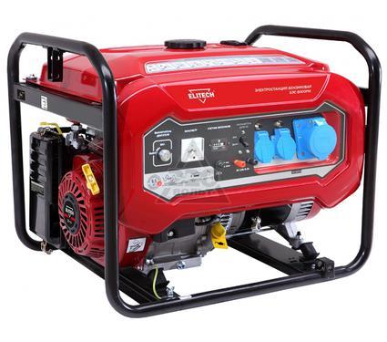 Бензиновый генератор ELITECH 181322 БЭС 8000РМ