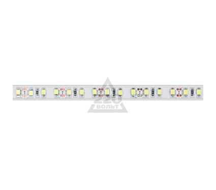 Лента светодиодная UNIEL ULS-2835-120LED/m-10mm-IP68-DC12V-19,2W/m-5M-WW