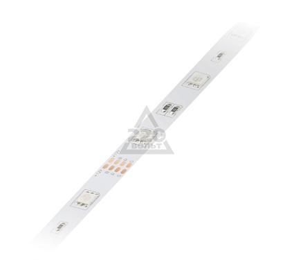 Лента светодиодная VOLPE ULS-Q211 5050-30LED/m-10mm-IP20-DC12V-7,2W/m-5M-RGB
