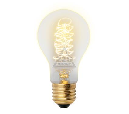 Лампа накаливания UNIEL VINTAGE IL-V-A60-40/GOLDEN/E27 CW01