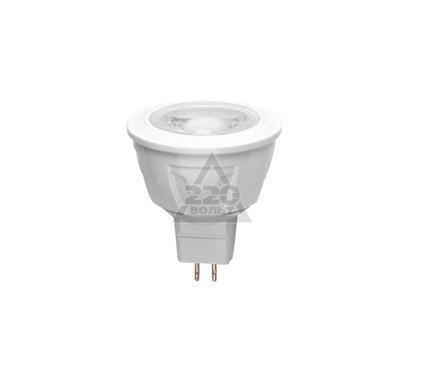Лампа светодиодная UNIEL LED-JCDR-5W/NW/GU5.3/FR ALP01WH