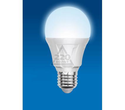 Лампа светодиодная VOLPE LED-A60-8W/NW/E27/FR/S