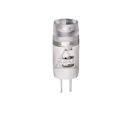 Лампа светодиодная VOLPE LED-JC-2W/WW/G4/FR/S