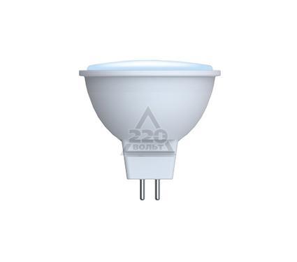 Лампа светодиодная VOLPE LED-JCDR-5W/WW/GU5.3/S