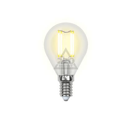 ����� ������������ UNIEL LED-G45-6W/WW/E14/CL PLS02WH