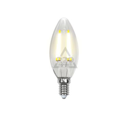 ����� ������������ UNIEL LED-C35-6W/WW/E14/CL PLS02WH