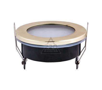 Светильник встраиваемый UNIEL GX53-9/2700/Н5 Золото