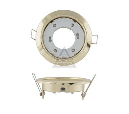 Светильник встраиваемый UNIEL GX53/H4 GOLD 10 PROM