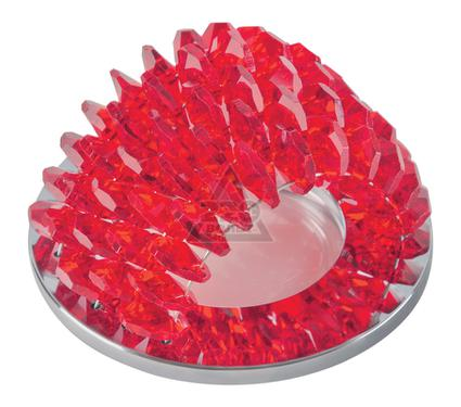 Светильник встраиваемый FAMETTO DLS-P110 GU5.3 CHROME/RED