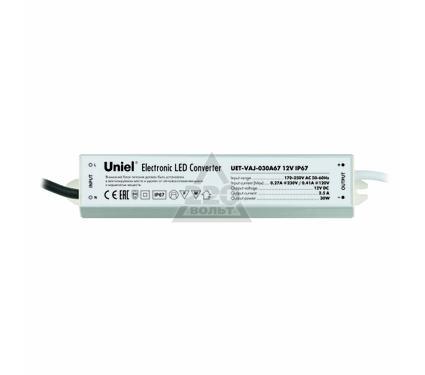 Блок питания UNIEL UET-VAJ-030A67