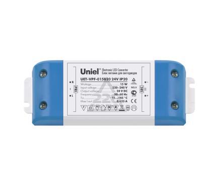 Блок питания UNIEL UET-VPF-015B20
