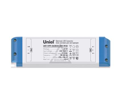 Блок питания UNIEL UET-VPF-060B20