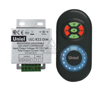 Контроллер UNIEL ULC-R22-DIM Black