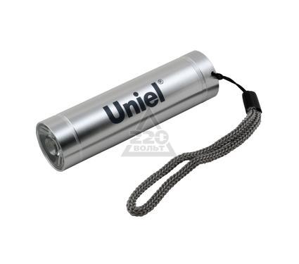 Фонарь UNIEL S-LD043-B Silver  ''New Classic''