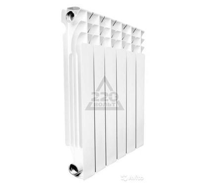 Радиатор алюминиевый APRIORI AL 500x70 6 секций