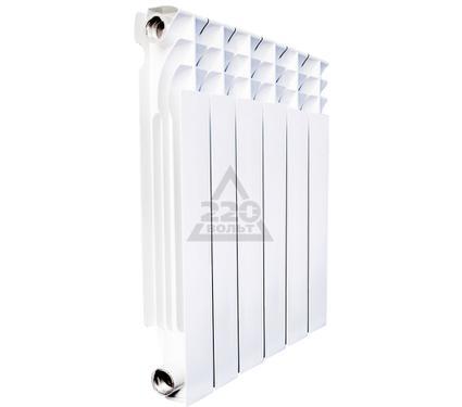 Радиатор алюминиевый APRIORI 500х80 литой 8 секций