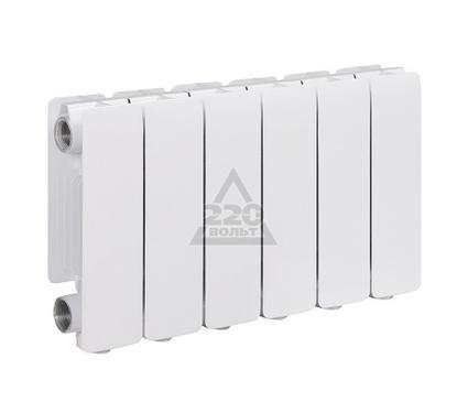 Радиатор алюминиевый ELSOTHERM AL 200х85 литой 12 секций