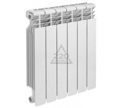 Радиатор биметаллический APRIORI 500х80 6 секций
