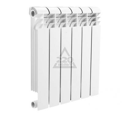 Радиатор биметаллический ELSOTHERM BM 500х80 литой 4 секции