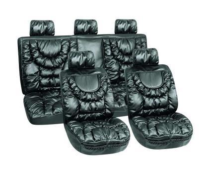 Чехол на сиденье SKYWAY LUX-28795 BK