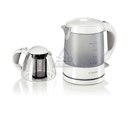 Чайник BOSCH чайный набор 2л 1785Вт белый пластик