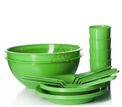 Набор посуды ИЗУМРУД 1538