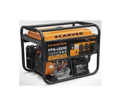 Генератор CARVER PPG-6500Е