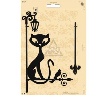 Флюгер DUCK & DOG 214 Кошка под фонарем