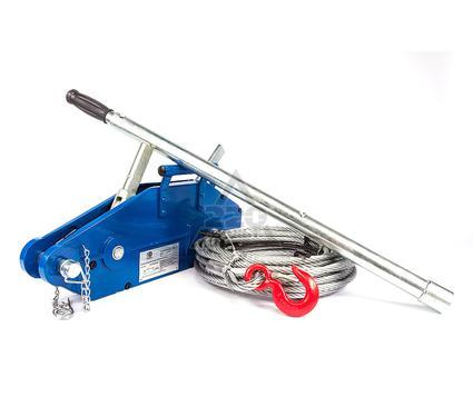 Лебедка механическая TOR ZNL 800
