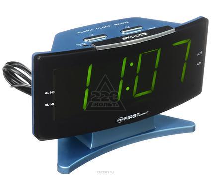 Часы-радио FIRST FA-2416 Blue