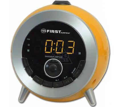 Часы-радио FIRST FA-2421-6 Orange