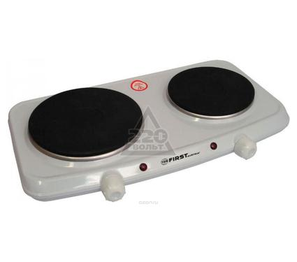 Плитка электрическая FIRST FA 5083-2 White