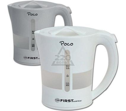 Чайник FIRST FA-5425-3 White